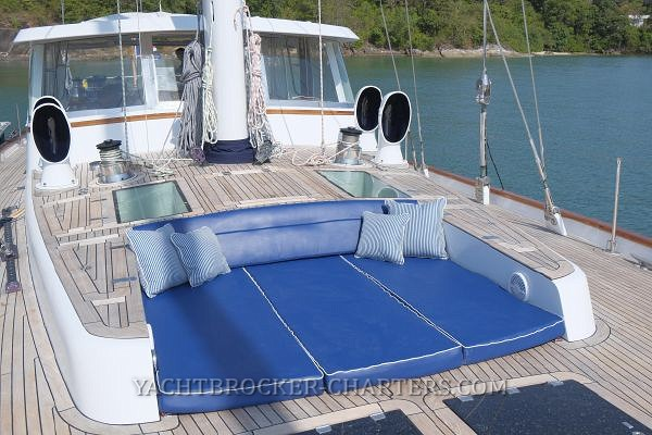 1975 Palmer Johnson 87' Sailing Yacht for sale in Langkawi - Malaysia