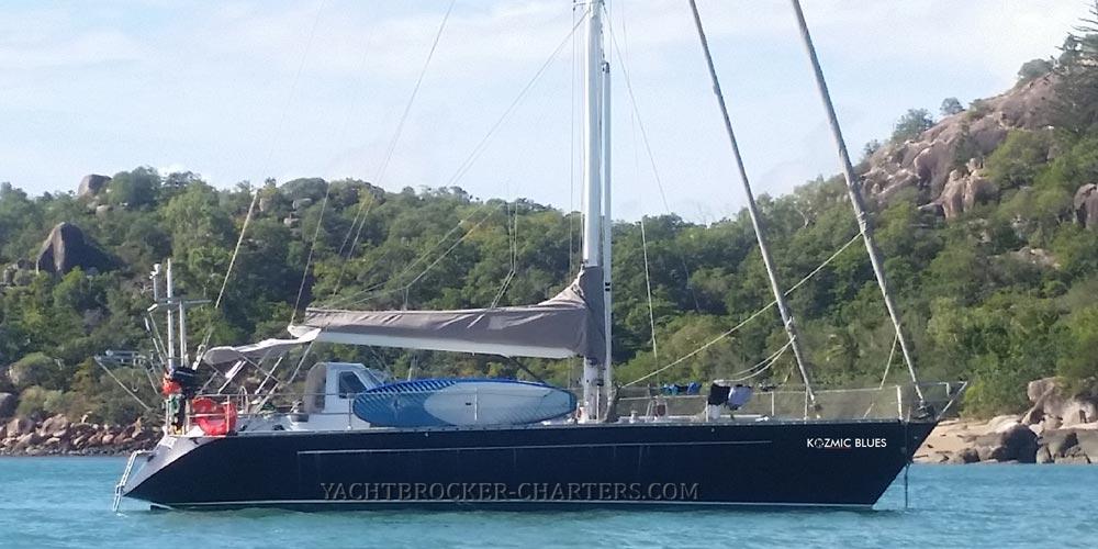 1984 Custom Peter Beeldsnijder 44' yacht for sale in Lumut